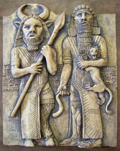 king of uruk and the quest for immortality in the epic of gilgamesh The epic of gilgamesh is an epic poem from which takes the form of a quest for immortality gilgamesh attempts to learn the of gilgamesh, king of uruk.